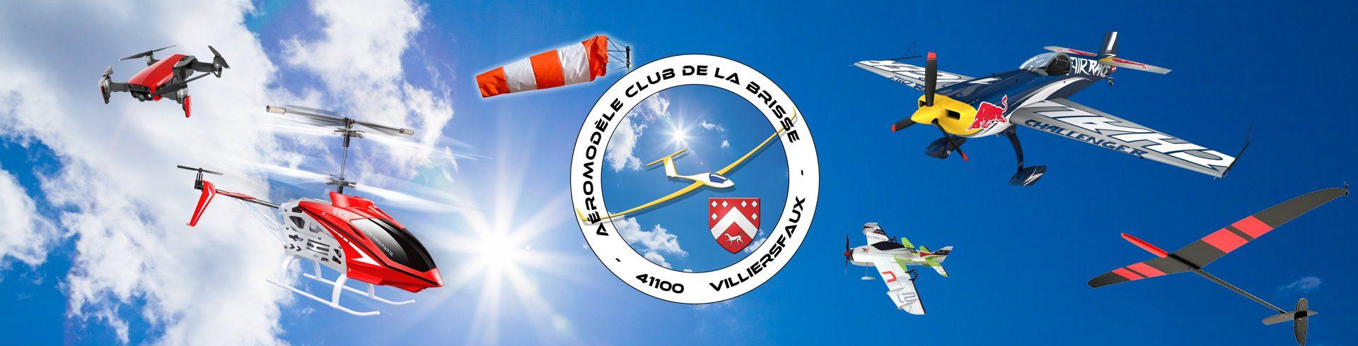 Aéromodèle club de la Brisse